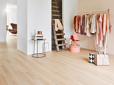 Nordic Style – clear Shapes and natural materials