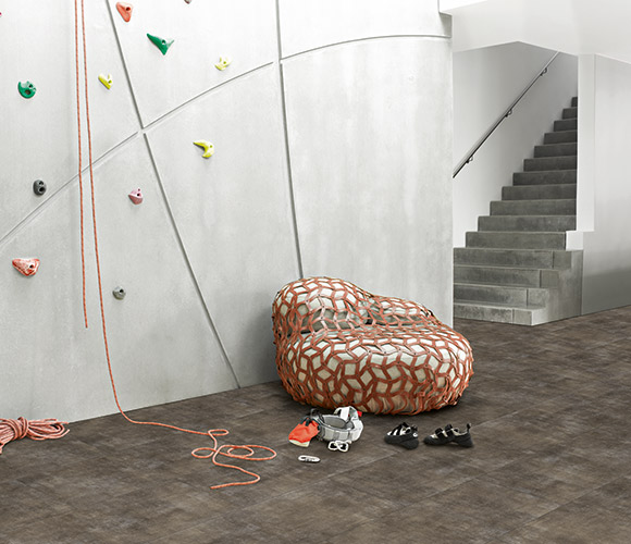Like a rolling stone – floors in stone texture