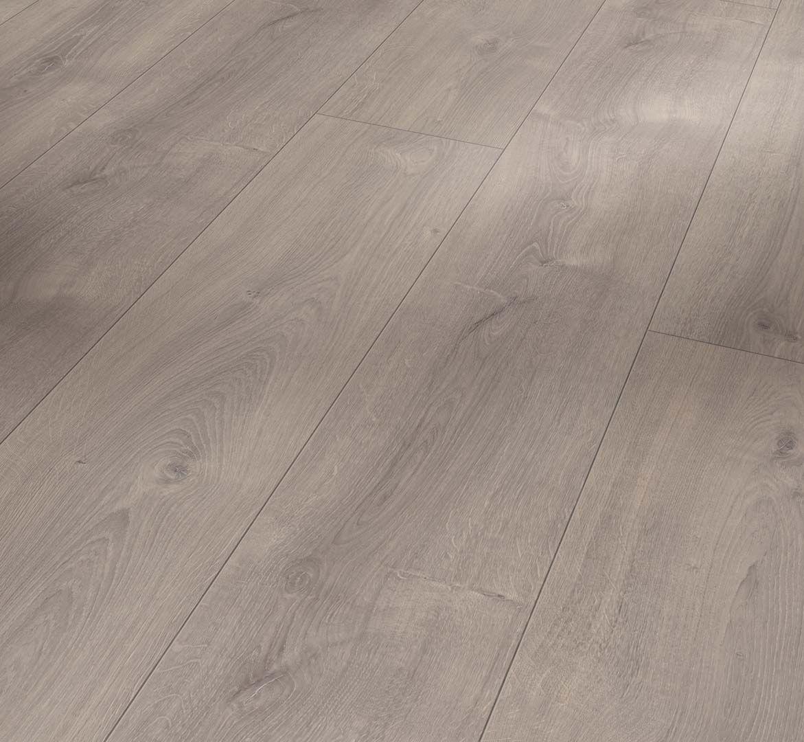 Oak Valere pearl-grey limed