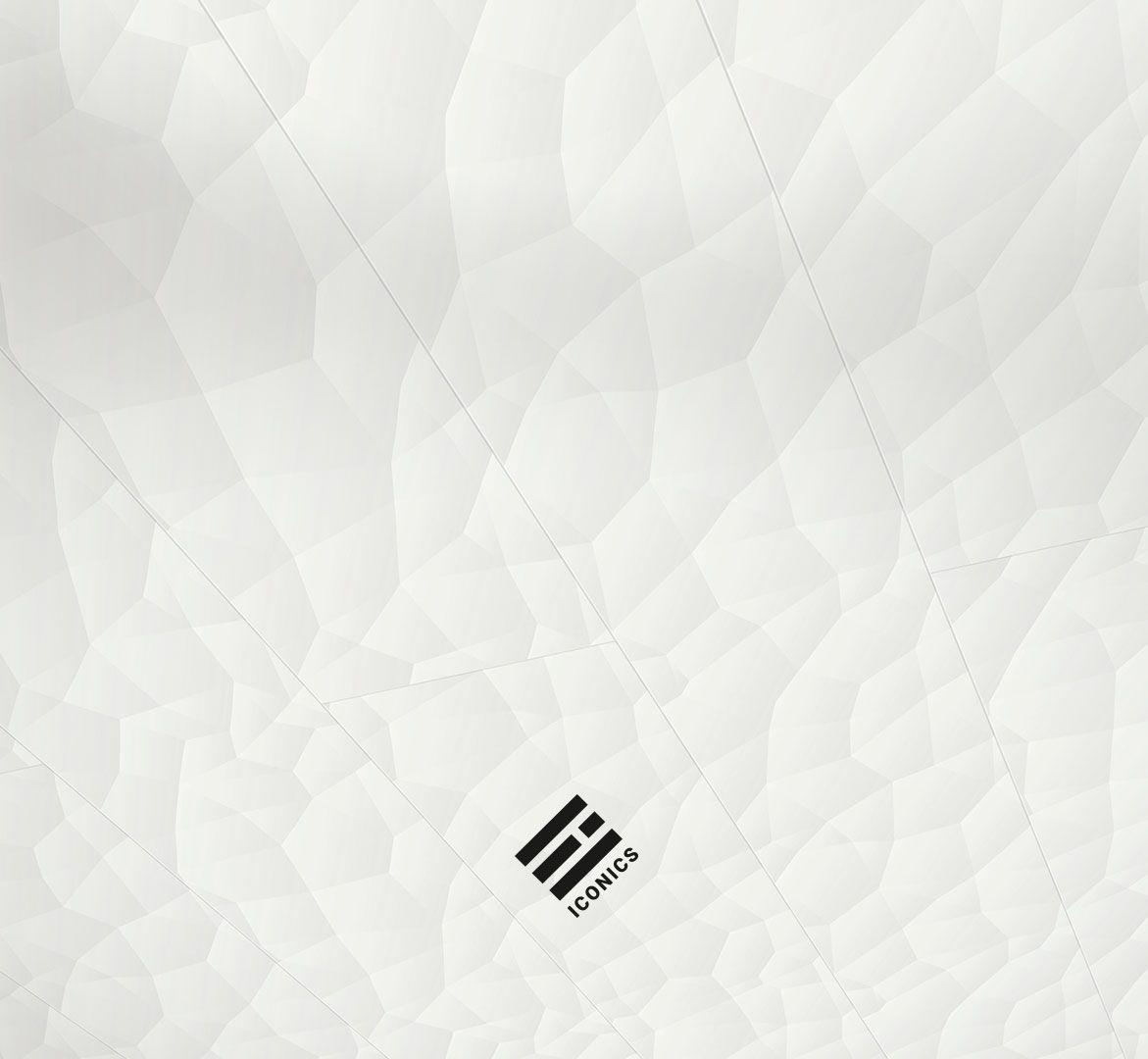 Polygon grau Iconics