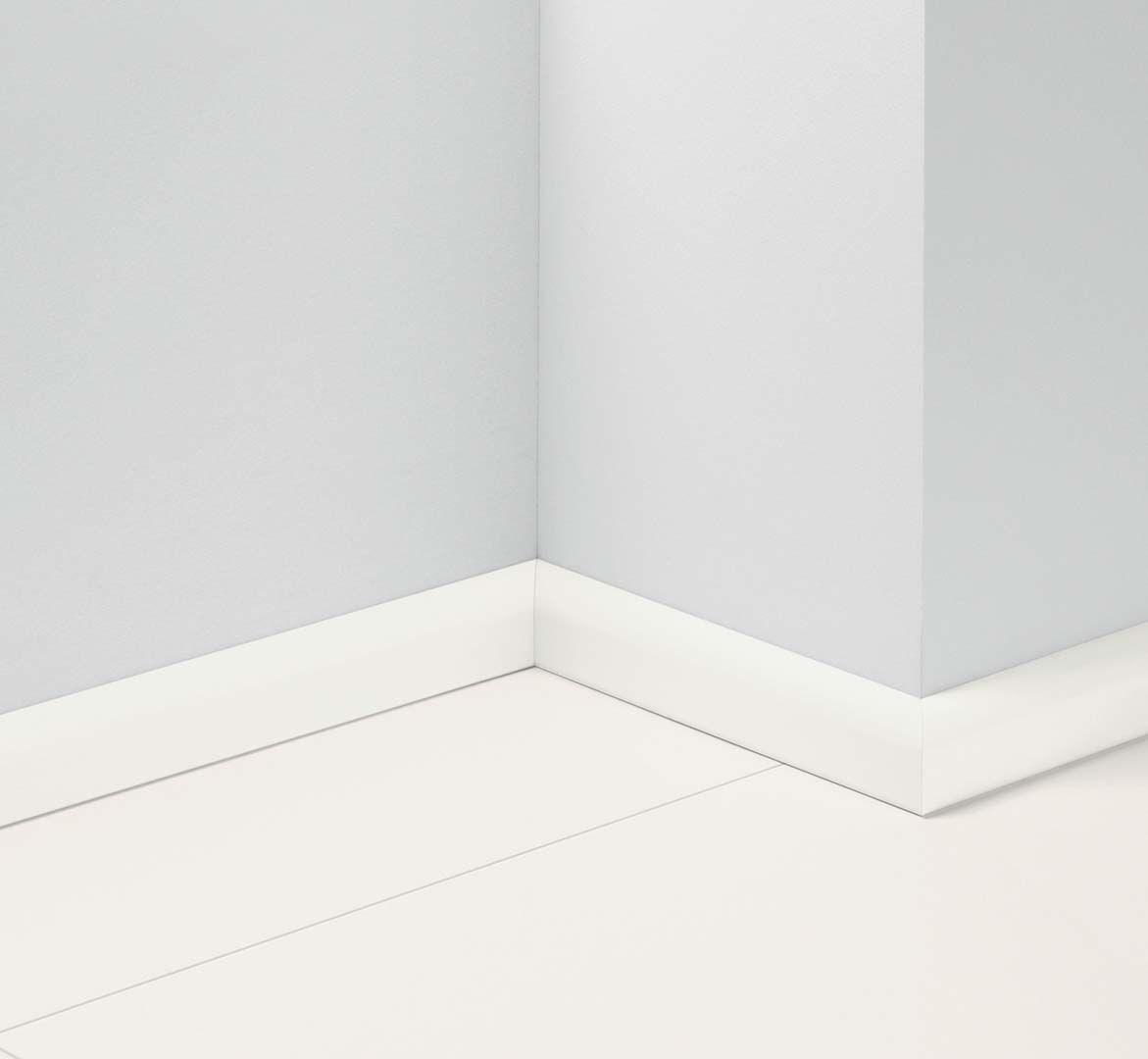 Uni weiß glänzend D003