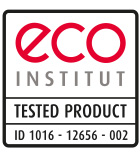 ECO Institut Tested Product 1112-12656-002
