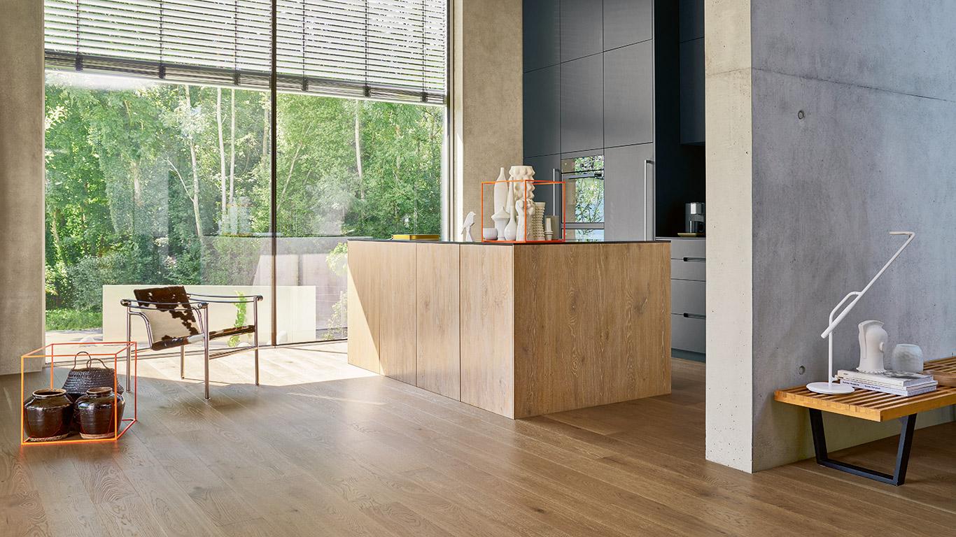 Küche  Wohnräume by Parador